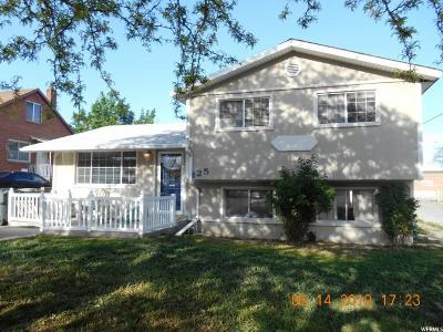 Price Single Family Home For Sale: 125 S 400 E