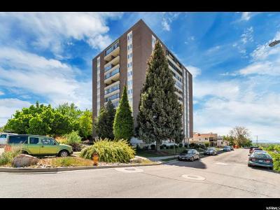 Salt Lake City Condo For Sale: 515 S 1000 E #603