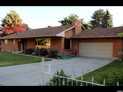 Provo Single Family Home For Sale: 1457 Cherry Ln