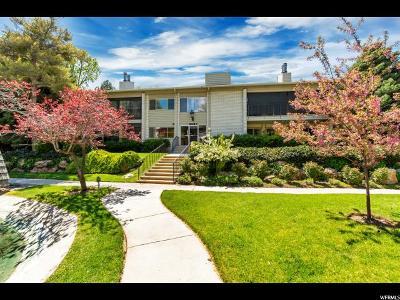 Salt Lake City Condo For Sale: 2568 S Elizabeth St E #3