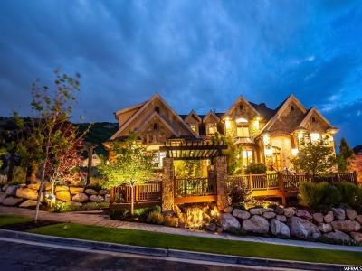 Draper Single Family Home For Sale: 14234 S Canyon Vine Cv E