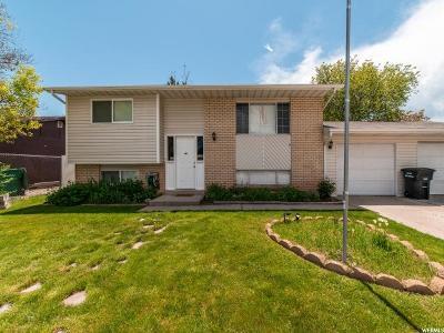 West Jordan Single Family Home For Sale: 2735 W 7525 S