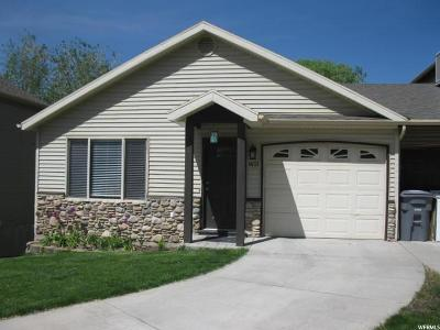 Springville Single Family Home For Sale: 1451 N 150 E