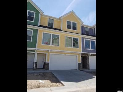 Layton Townhouse Under Contract: 385 W Knights Ln