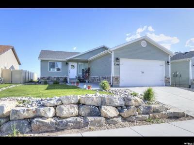 Eagle Mountain Single Family Home For Sale: 2398 E Prairie Ln