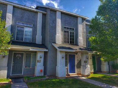 Salt Lake City Townhouse For Sale: 475 N Redwood Rd #75