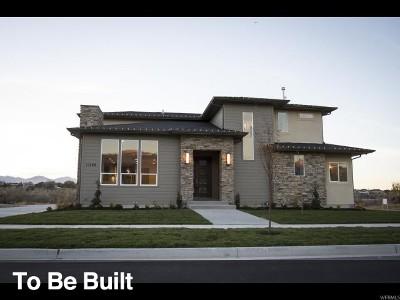 Saratoga Springs Single Family Home For Sale: 208 E Range