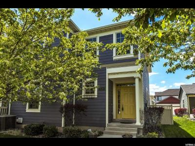 South Jordan Townhouse For Sale: 4297 W Degray Dr