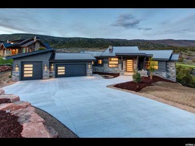 Heber City Single Family Home For Sale: 886 N Explorer Peak Dr (Lot 422) #422