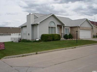 Logan UT Single Family Home For Sale: $278,550