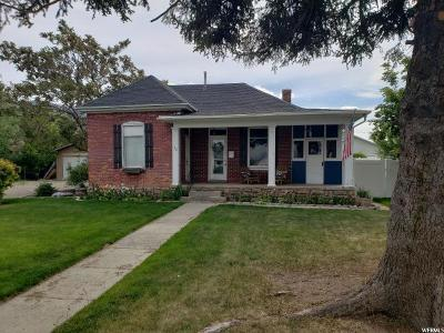 American Fork Single Family Home For Sale: 60 N 300 E