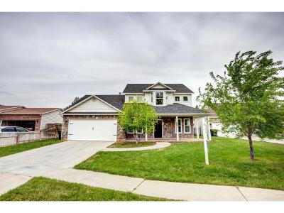 Spanish Fork Single Family Home Under Contract: 582 W 200 S