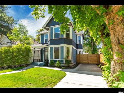 Salt Lake City Single Family Home For Sale: 342 E Edith Ave S