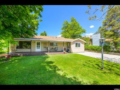 Midvale Single Family Home For Sale: 1139 E 7625 S
