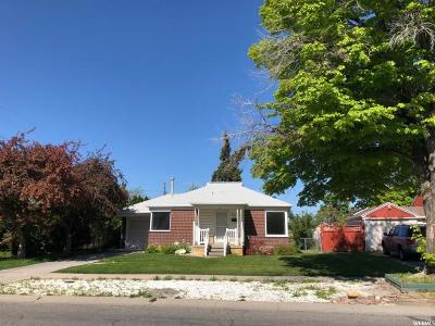 Salt Lake City Single Family Home Under Contract: 947 N American Beauty Dr W