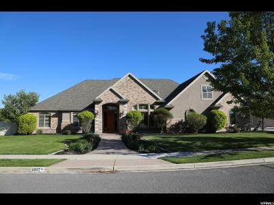 Lehi Single Family Home For Sale: 2837 W Parkside Dr