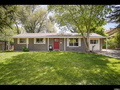 South Ogden Single Family Home Backup: 4288 Monroe Blvd