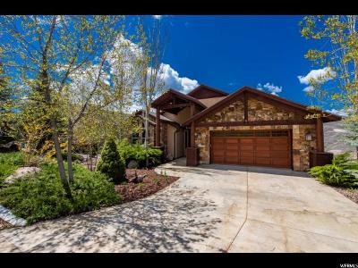 Heber City Single Family Home For Sale: 12437 Ross Creek Dr N