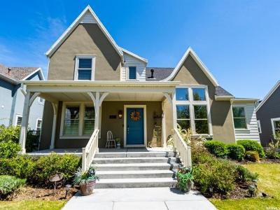 South Jordan Single Family Home For Sale: 4412 W South Jordan Pkwy S