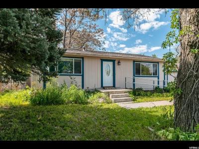 West Jordan Single Family Home For Sale: 3501 W 8280 S