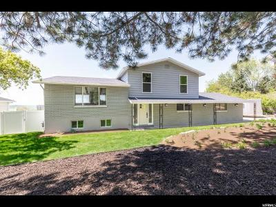 South Ogden Single Family Home Under Contract: 2413 Woodland Dr