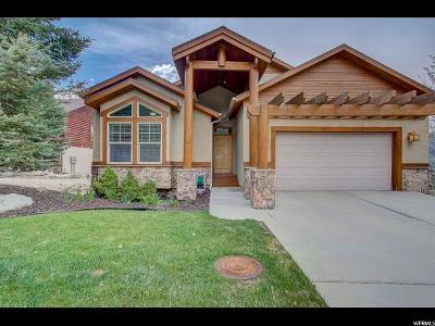 Heber City Single Family Home For Sale: 12607 N Deer Mountain Blvd
