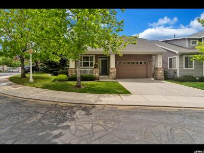 Midvale Single Family Home Backup: 674 E Free Land Ave S