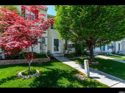 Clearfield Townhouse Under Contract: 408 E 500 S