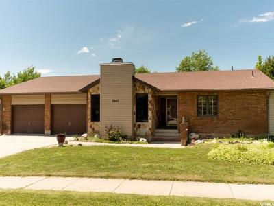 North Ogden Single Family Home Under Contract: 2947 N 1375 E