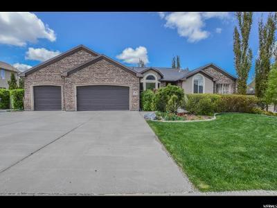 Tooele County Single Family Home Backup: 632 S 1400 E