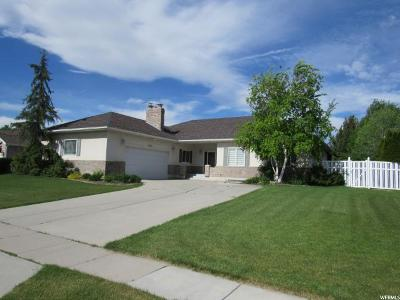 South Jordan Single Family Home For Sale: 9478 S High Meadow Dr W
