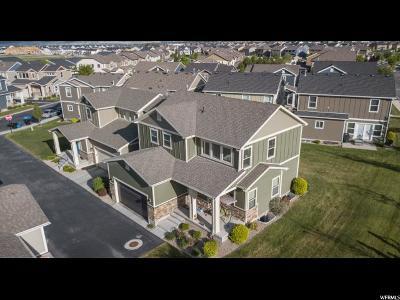 Herriman Single Family Home Backup: 5413 W Old Aspen Ct S