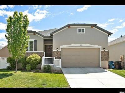 American Fork Single Family Home For Sale: 571 S 360 E Cir E