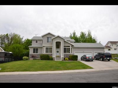 Cedar Hills Single Family Home For Sale: 9867 N Mulberry Dr