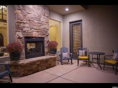 St. George Single Family Home For Sale: 3663 S Price Hills Dr