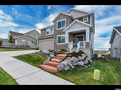 Herriman Single Family Home For Sale: 4662 W Etonboro Dr S
