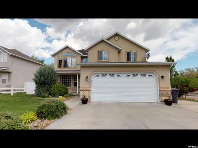Grantsville Single Family Home For Sale: 308 W Apple St S