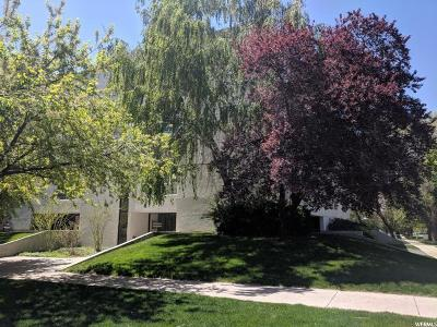 Salt Lake City Condo For Sale: 110 S 800 E #207