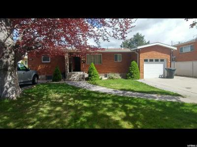 Provo Multi Family Home For Sale: 140 W 800 St N