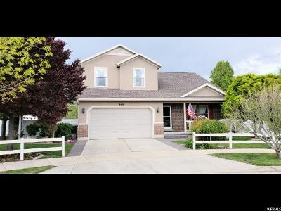 West Jordan Single Family Home For Sale: 6434 Pin Oak Dr