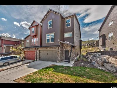 Wasatch County Single Family Home For Sale: 13536 N Noah Ct