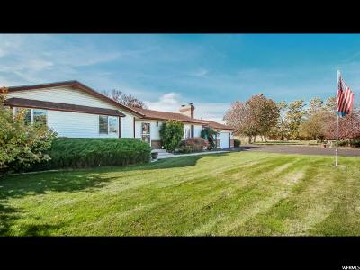 South Jordan Single Family Home For Sale: 2665 Horseshoe Cir