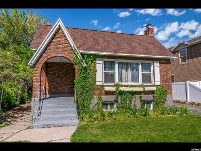 Provo UT Single Family Home Under Contract: $230,000