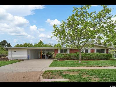 South Ogden Single Family Home For Sale: 791 Holroyd Rd