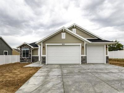 Weber County Single Family Home For Sale: 4015 S 3700 W