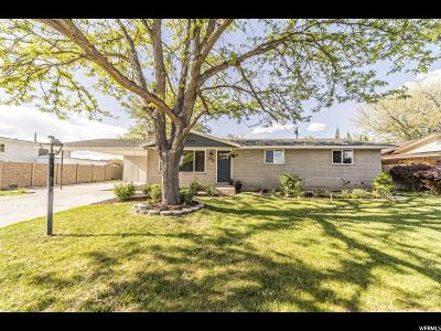 Orem Single Family Home For Sale: 135 E 1700 S