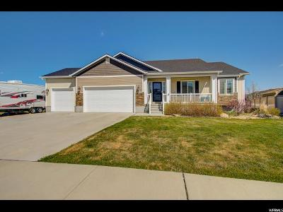 Heber City Single Family Home For Sale: 163 E 1985 S