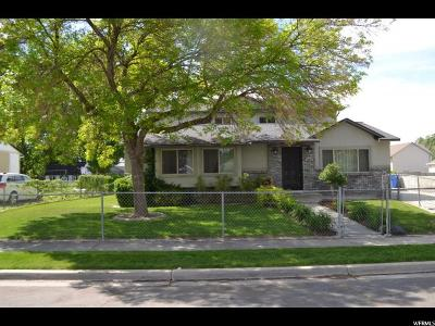 Lehi Single Family Home For Sale: 1385 W 1800 N