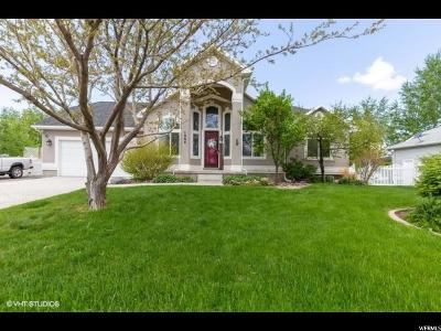 Grantsville Single Family Home Under Contract: 1064 S Davenport Dr