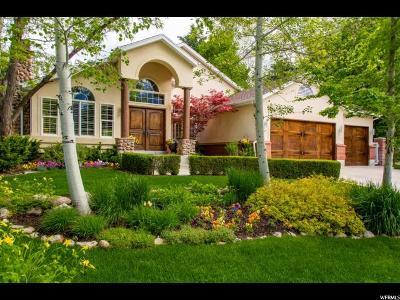 Sandy Single Family Home For Sale: 3147 E Fur Hollow Dr S